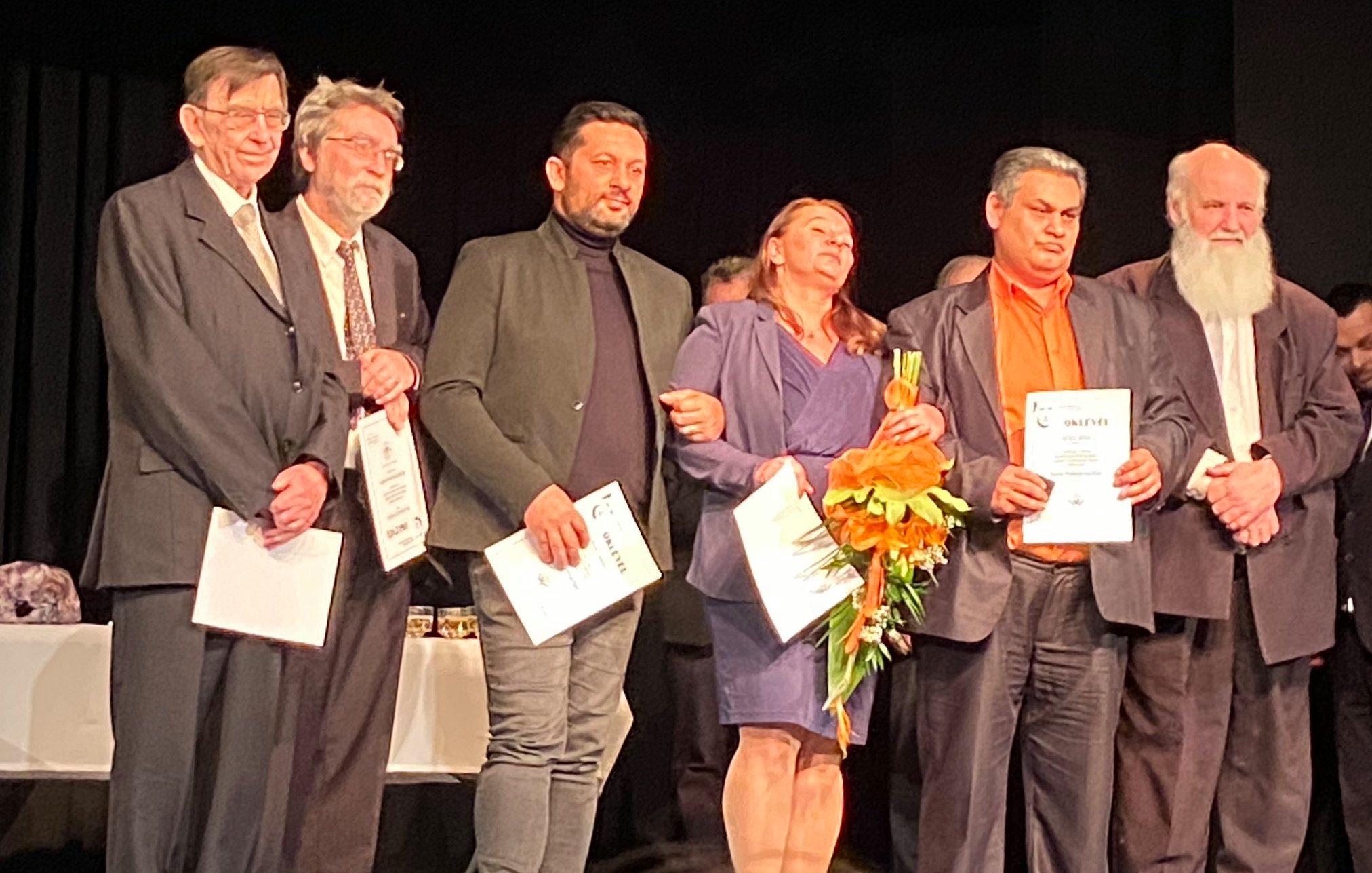 Raoul Wallenberg-díjat kapott Dr. Szigeti Jenő